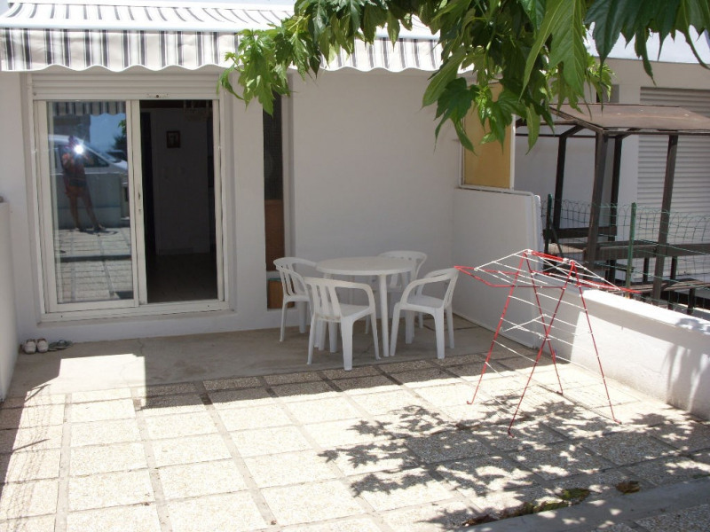 Location appartement Palavas les flots 520€ CC - Photo 1