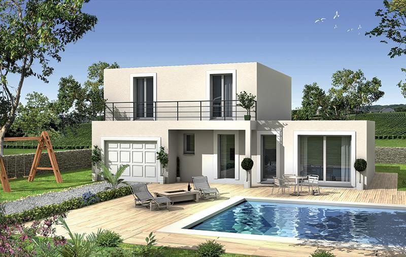 Maison  2 pièces + Terrain 355 m² Houdan (78550) par MAISONS BARILLEAU