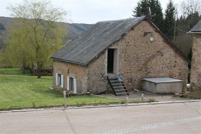 Vente maison / villa Montsauche les settons 90000€ - Photo 4