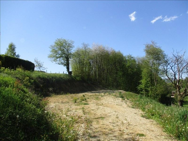 Vente terrain St verand 89000€ - Photo 1