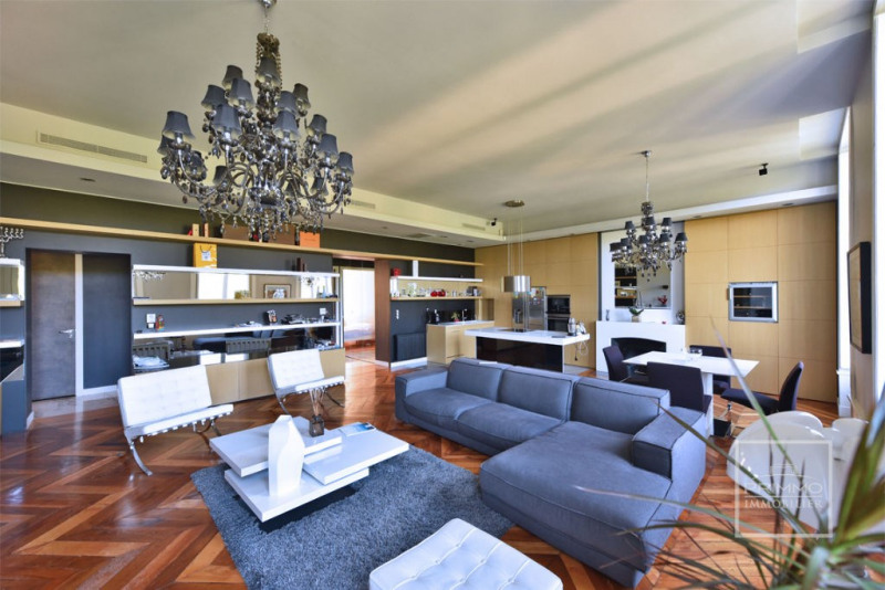 Deluxe sale apartment Lyon 6ème 1040000€ - Picture 2