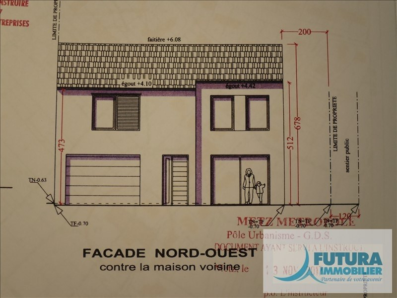 Vente terrain Ars sur moselle 79 000€ - Photo 6
