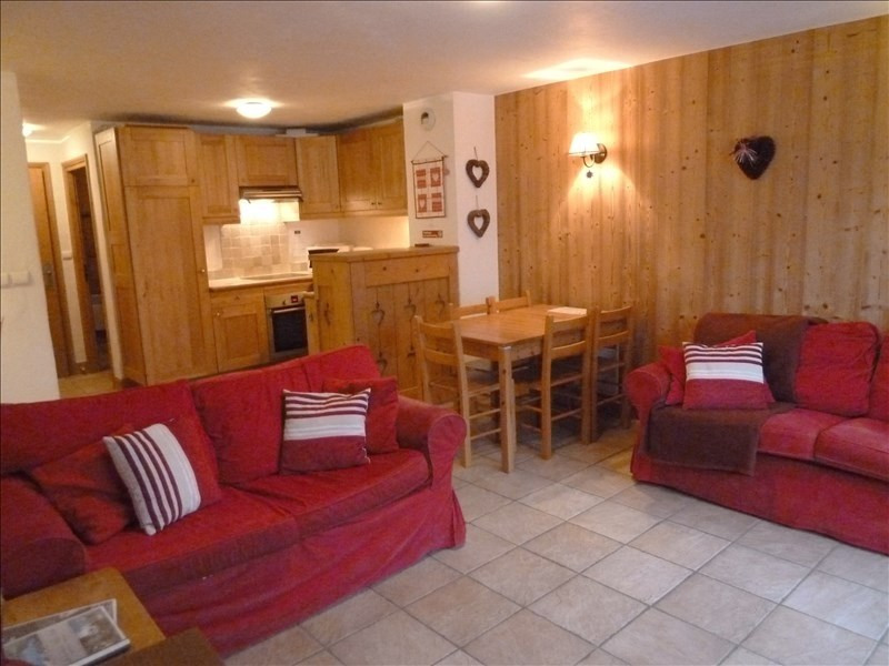 Sale apartment Morzine 320 000€ - Picture 3