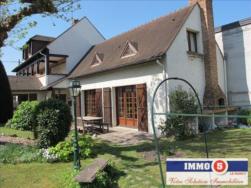 Vente maison / villa Le raincy 685000€ - Photo 1