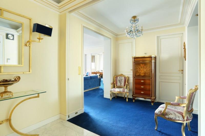 Immobile residenziali di prestigio appartamento Paris 16ème 1890000€ - Fotografia 5
