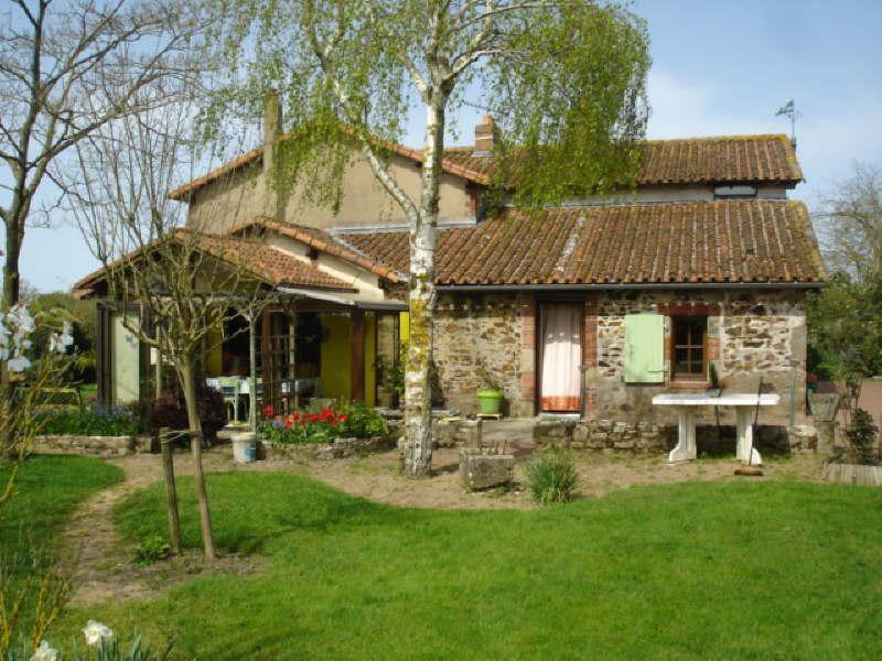 Vente maison / villa Maulevrier 202890€ - Photo 1