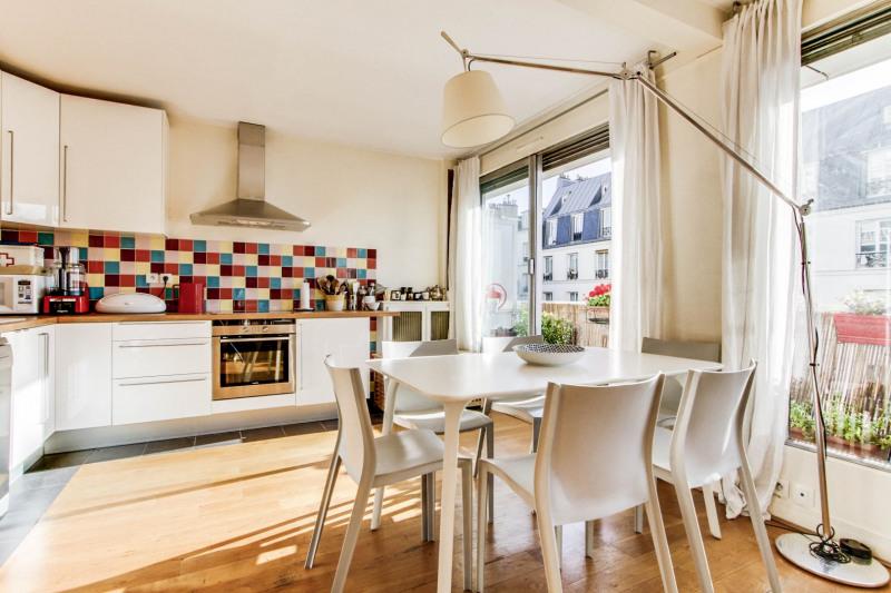 Sale apartment Paris 11ème 980000€ - Picture 3