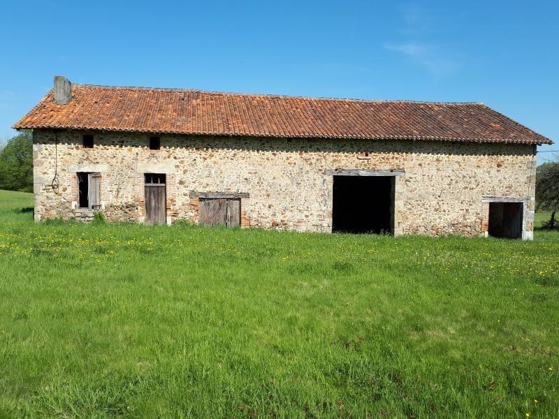 Sale house / villa Videix 127000€ - Picture 1