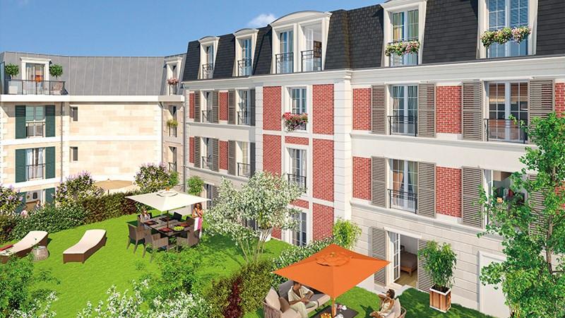 Achat appartement 2 pi ces garches appartement neuf f2 for Achat appartement neuf idf