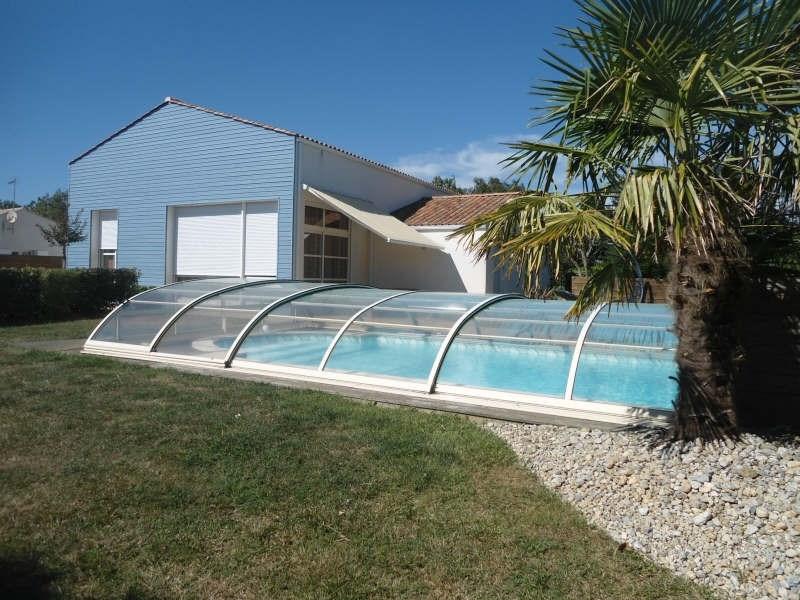 Vente maison / villa St vincent sur jard 374000€ - Photo 4