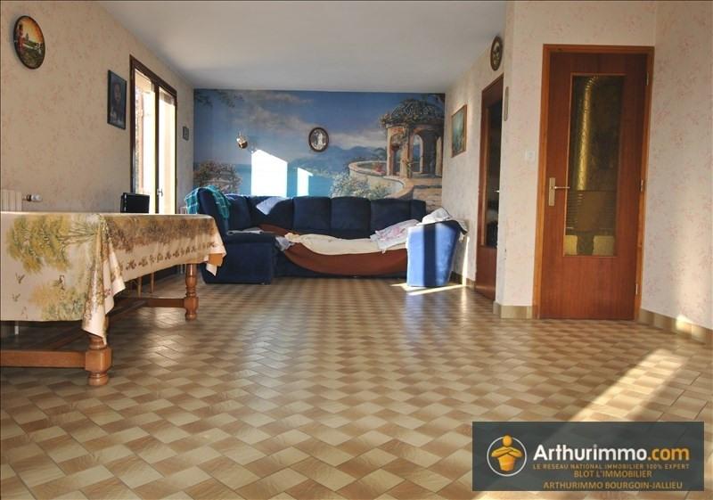 Sale house / villa St agnin sur bion 215000€ - Picture 5