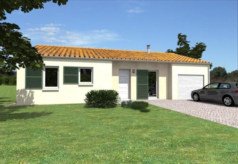 Maison  5 pièces + Terrain 446 m² Nuaillé par Alliance Construction Cholet