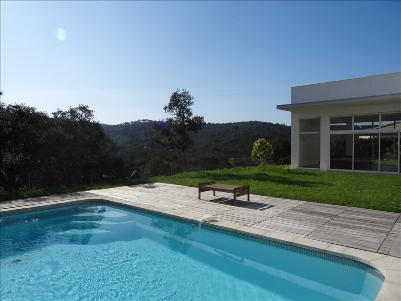Deluxe sale house / villa St aygulf 896 000€ - Picture 1