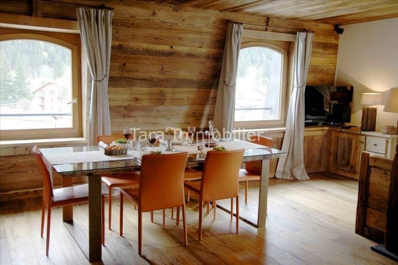 Deluxe sale apartment Chamonix mont blanc 1150000€ - Picture 2