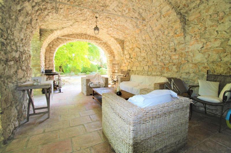 Vente de prestige maison / villa La colle sur loup 1990000€ - Photo 3