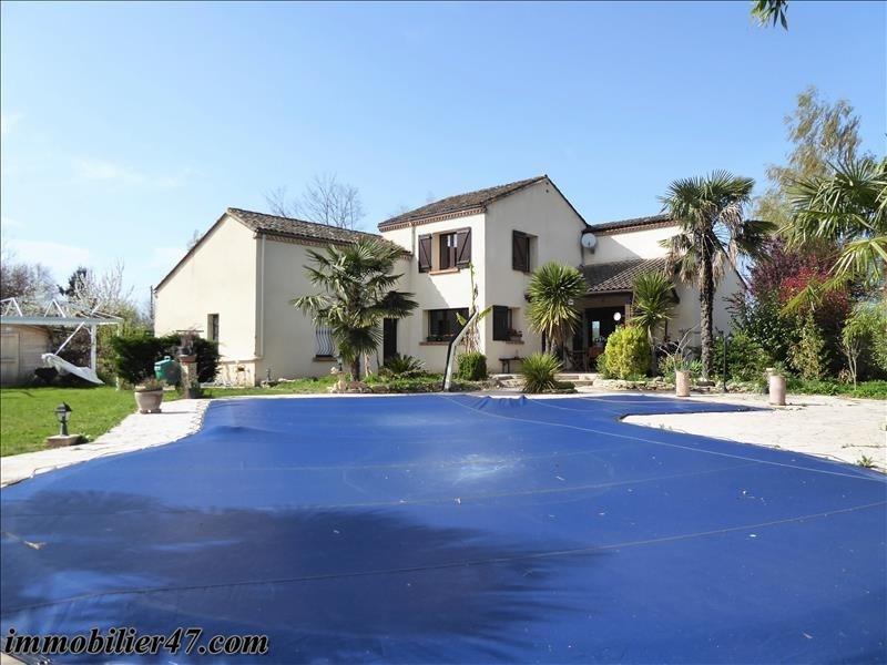 Vente maison / villa Castelmoron sur lot 349000€ - Photo 2