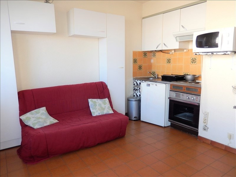 Investment property apartment Carnon plage 79 000€ - Picture 1