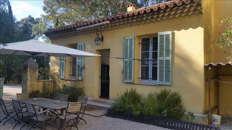 Revenda residencial de prestígio casa Frejus 2900000€ - Fotografia 3