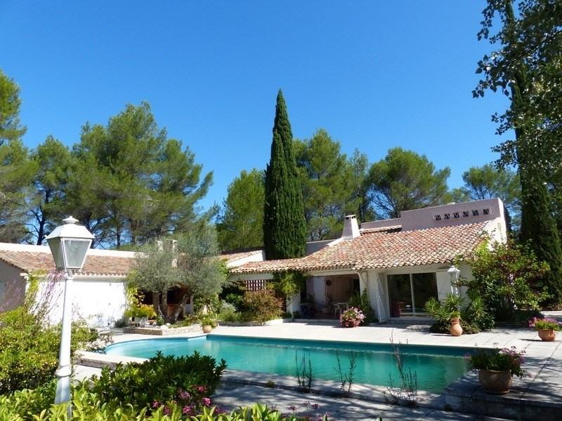 Vente de prestige maison / villa Les milles 698000€ - Photo 2