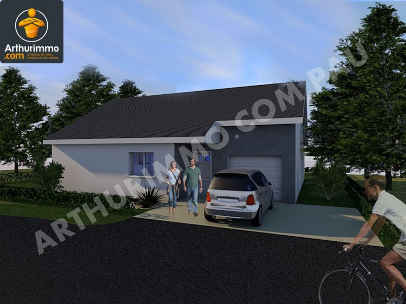 Vente maison / villa Pau 216 300€ - Photo 2