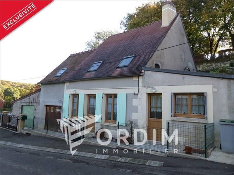Vente maison / villa Donzy 74000€ - Photo 1