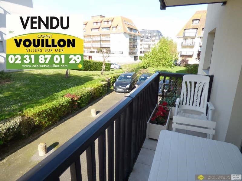 Vente appartement Villers-sur-mer 129 000€ - Photo 1