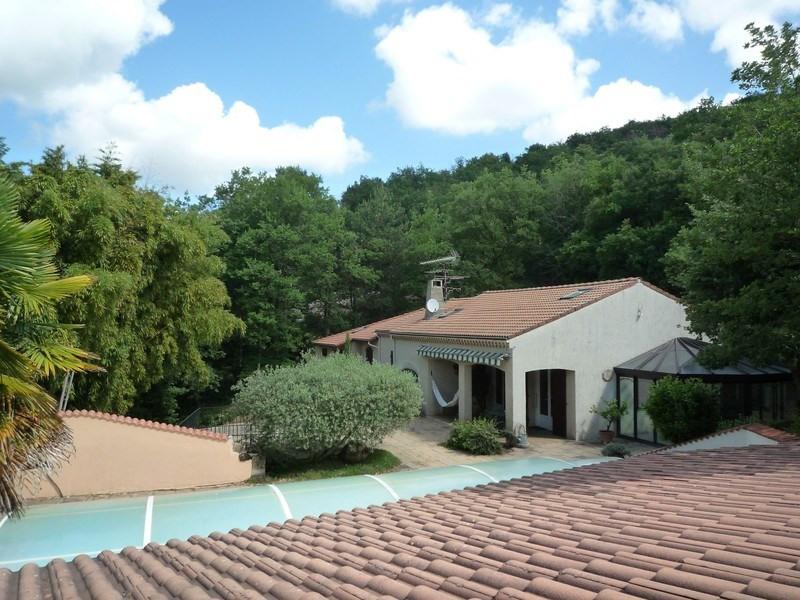 Vente maison / villa Clérieux 545000€ - Photo 1