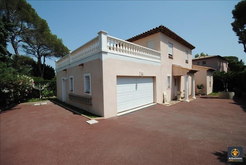 Vente de prestige maison / villa St raphael les plaines 629000€ - Photo 1