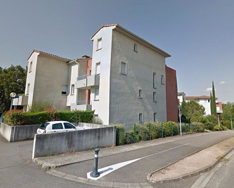 Rental apartment Colomiers 565€ CC - Picture 1