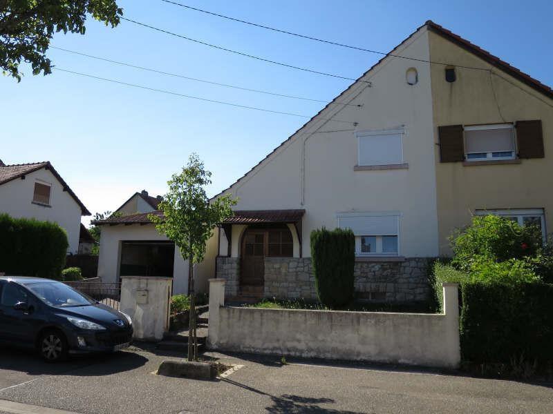 Vente maison / villa Crehange 120000€ - Photo 1