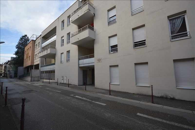 Sale apartment Bourgoin jallieu 109 900€ - Picture 1