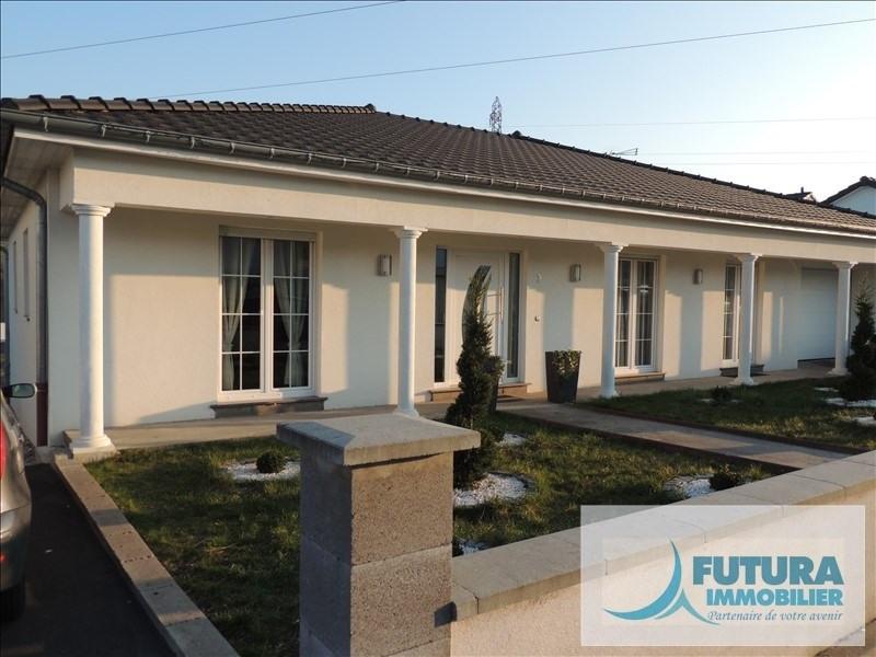 Vente maison / villa Behren les forbach 445000€ - Photo 1