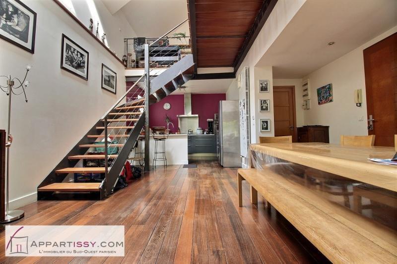 Deluxe sale house / villa Issy-les-moulineaux 1250000€ - Picture 4