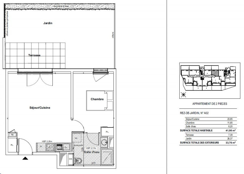 Vente appartement Gardanne 187500€ - Photo 3