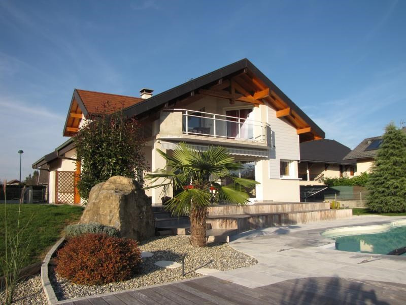 Deluxe sale house / villa Vallieres 682 500€ - Picture 1