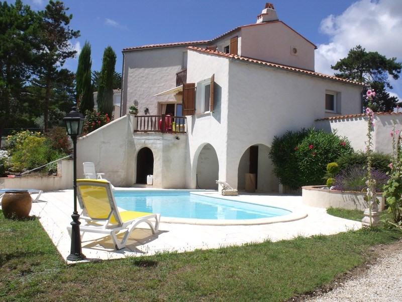 Location vacances maison / villa Vaux-sur-mer 1063€ - Photo 1