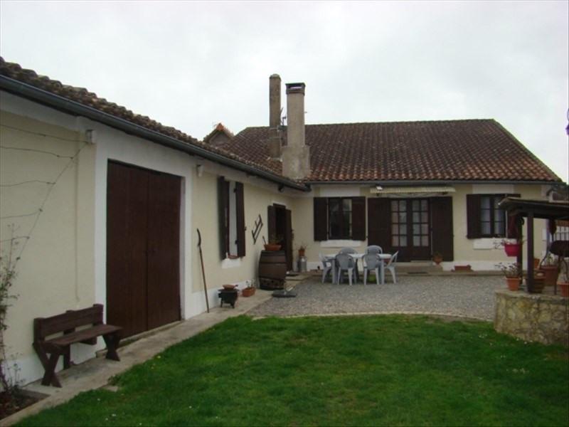 Vente maison / villa Montpon menesterol 104500€ - Photo 2
