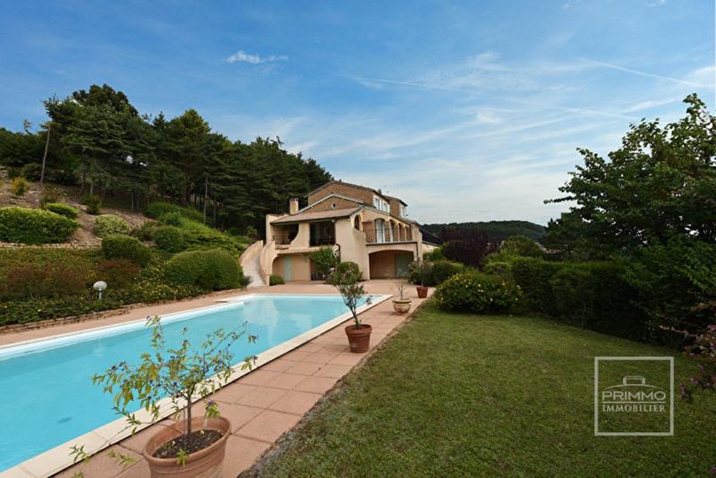 Vente de prestige maison / villa Couzon au mont d or 1100000€ - Photo 5