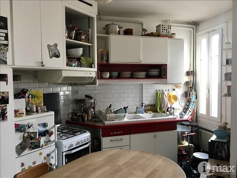 Vente appartement Paris 18ème 297000€ - Photo 3