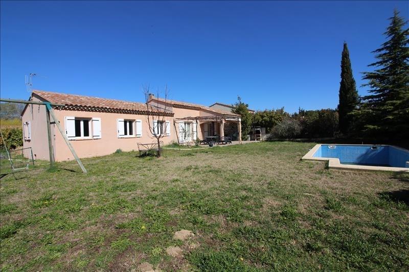 Vente maison / villa Monteux 339000€ - Photo 1