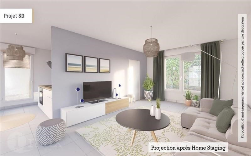 Sale apartment Courbevoie 275000€ - Picture 1