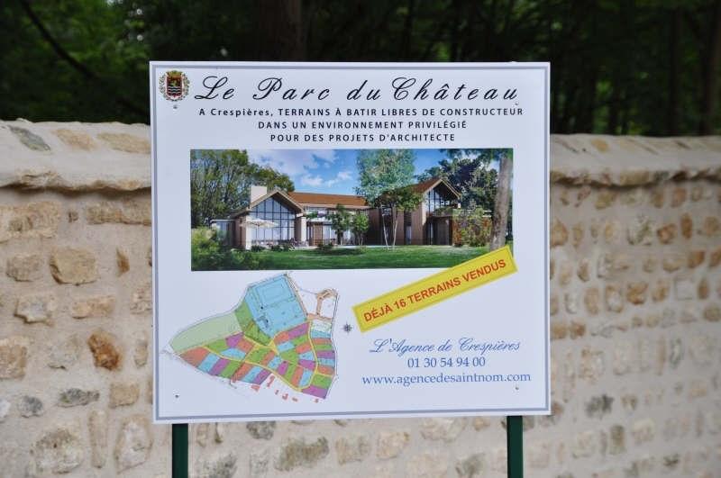 Sale site Crespieres 415000€ - Picture 1