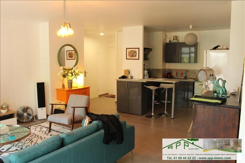 Rental apartment Draveil 857€ CC - Picture 8