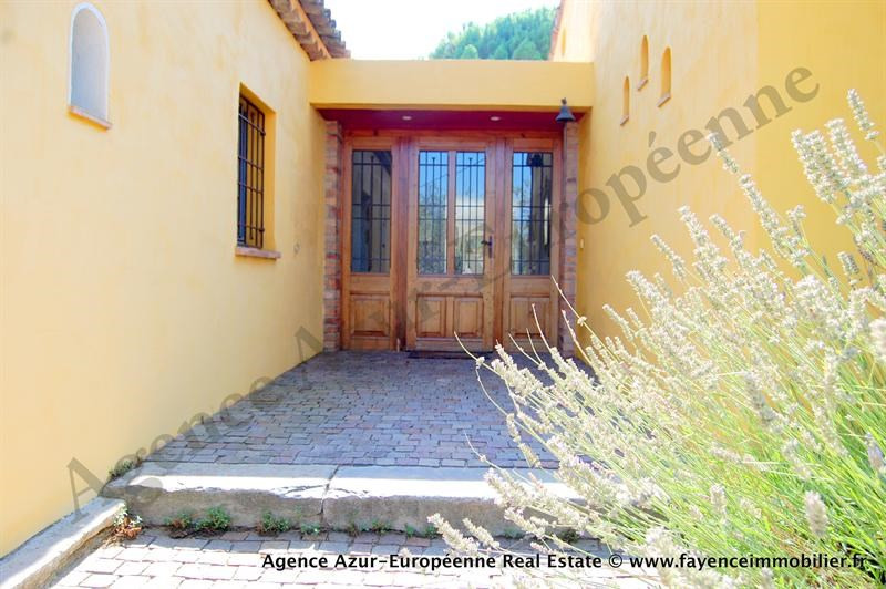 Vente de prestige maison / villa Le canton de fayence 875000€ - Photo 15