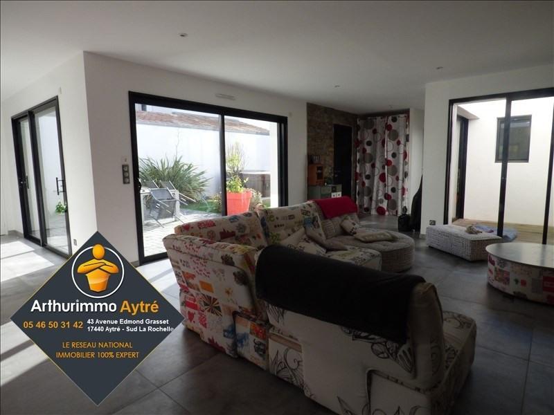 Vente maison / villa Dompierre sur mer 442000€ - Photo 5