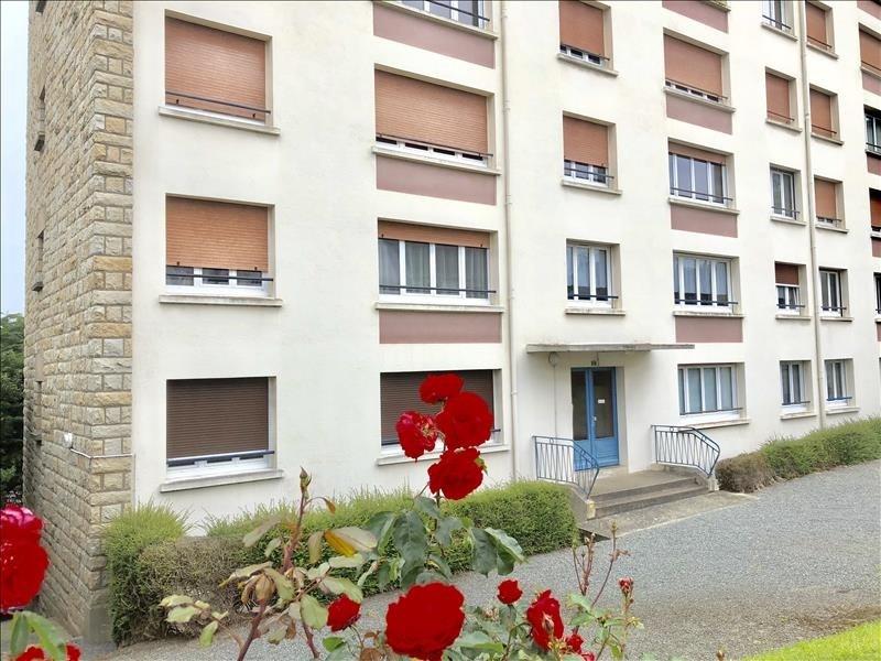 Vente appartement St brieuc 90900€ - Photo 4