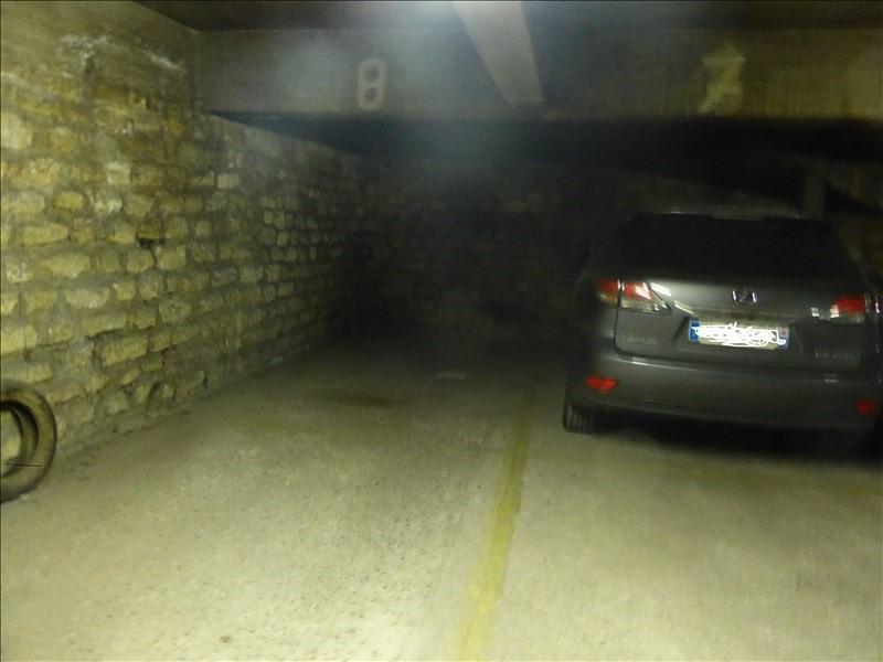 Venta  parking Paris 15ème 26000€ - Fotografía 1