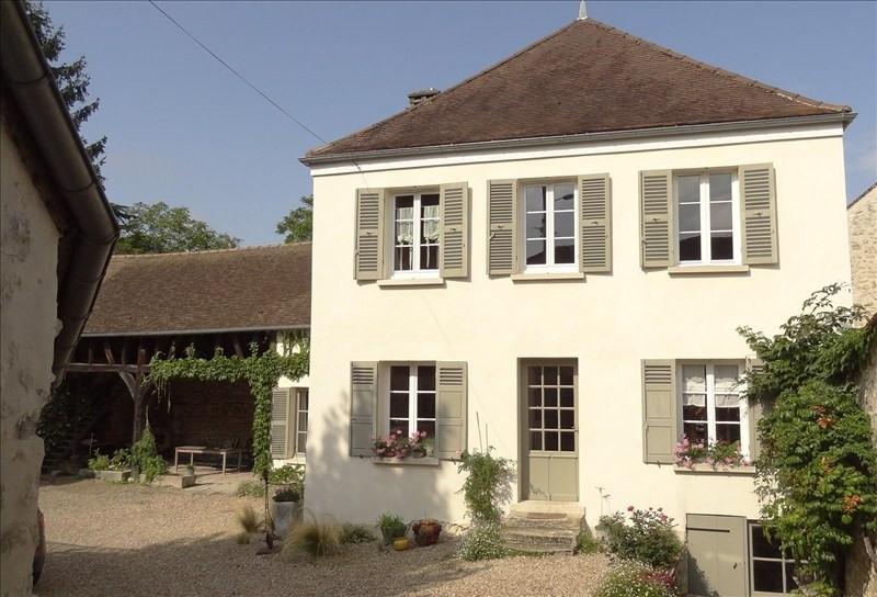 Vente maison / villa St martin la garenne 518000€ - Photo 1