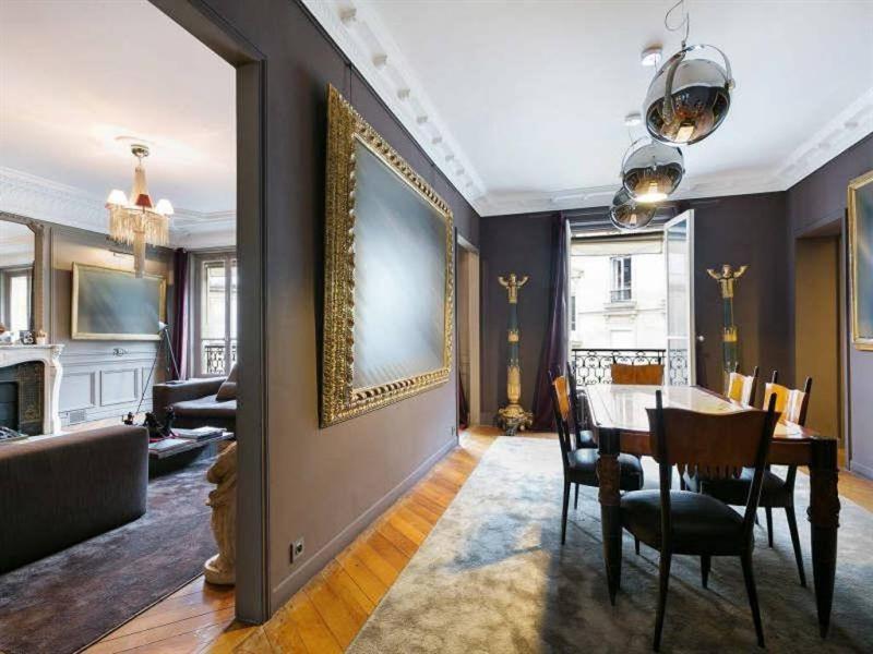 Immobile residenziali di prestigio appartamento Paris 8ème 3200000€ - Fotografia 7