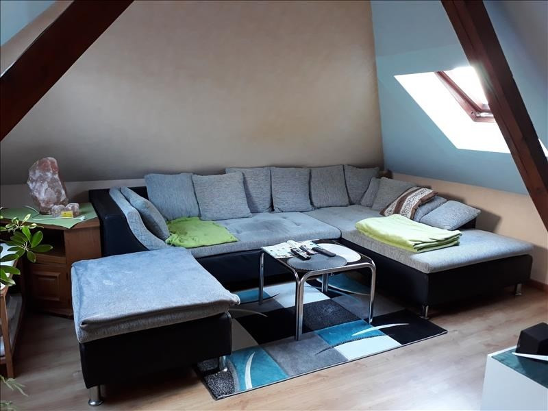 Rental apartment Wissembourg 635€ CC - Picture 2